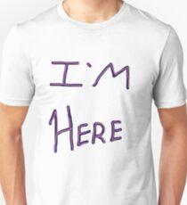 Ich bin da Unisex T-Shirt