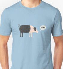 Oink Unisex T-Shirt