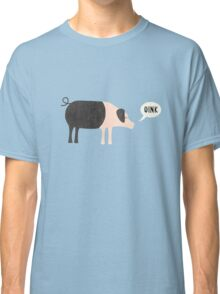 Oink Classic T-Shirt