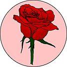 «Retro Rose» de capsizx