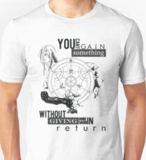 Das Gesetz der Alchemie Slim Fit T-Shirt