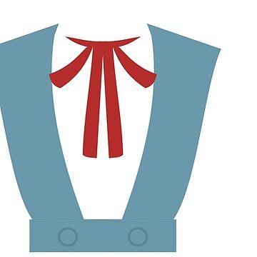Tokyo-3 First Municipal Middle School Uniform - Female by DBTee