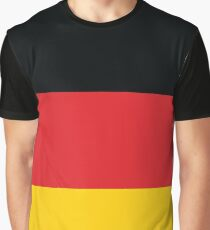 Germany Flag Graphic T-Shirt