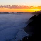 Sunset, Brenton On Sea, South Africa, 2014 by Graham Schofield