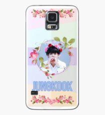 Flower Jungkook (BTS) Case/Skin for Samsung Galaxy