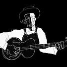 blues #11 by Matt Mawson