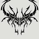 Demonic Visage by drakenwrath