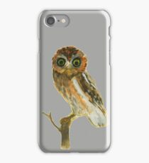 Elf Owl iPhone Case/Skin