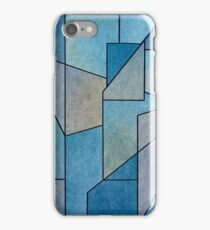 Geometric Abstraction III iPhone Case/Skin