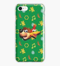 Banjo-Kazooie - Collectibles iPhone Case/Skin