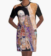 seeing - Klimt Londo Mollari Graphic T-Shirt Dress