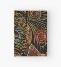 Big Bronze Owl Hardcover Journal