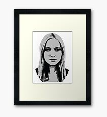 Etta Bishop Framed Print