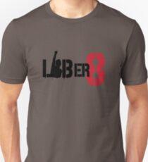 Camiseta unisex Liber8 - Continuum