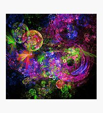 Beautiful Chaos Photographic Print