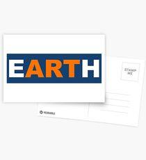 eARTh Postcards