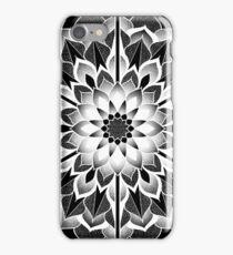 Mandala Hex Inv 1 iPhone Case/Skin