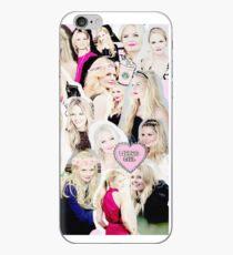 Jennifer Morrison Collage iPhone Case