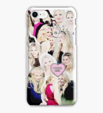 Jennifer Morrison Collage iPhone Case/Skin