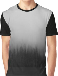 Misty Forest Graphic T-Shirt