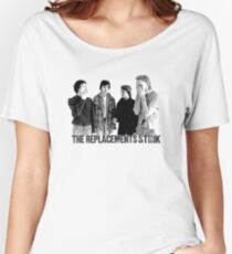 The Replacements Stink Women's Relaxed Fit T-Shirt