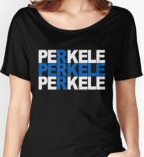 Perkele Women's Relaxed Fit T-Shirt