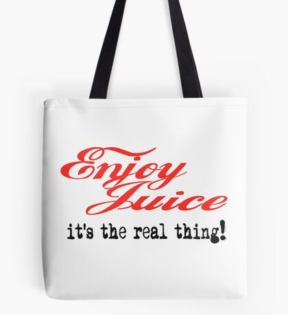 Juicy! Tote Bag