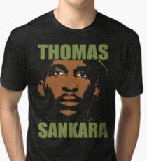 Thomas Sankara-3 Tri-blend T-Shirt