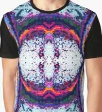 The Eye of Colorbending Graphic T-Shirt
