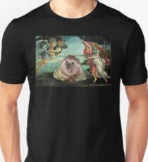 Birth of a Hedgehog Unisex T-Shirt