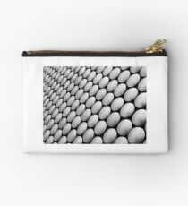 Repeating architectural pattern Studio Pouch