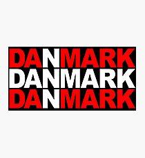 Danmark Photographic Print