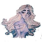 «diosa del agua» de hadimaine