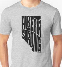 Alberta Strong (Black) T-Shirt