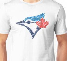 Toronto Blue Jays (Blue) Unisex T-Shirt