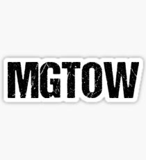 MGTOW Sticker