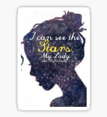 Zöe Nightshade ~ Percy Jackson Sticker