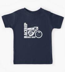 Honda RC163 Race Motorbike Logo Kids Tee