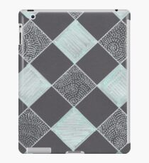 Checkers but not really iPad Case/Skin