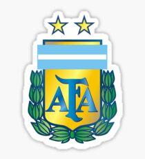 Argentina Soccer Logo Sticker