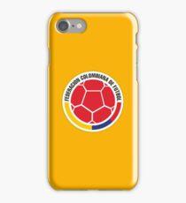 Columbia Soccer Logo iPhone Case/Skin