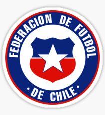 Chile Soccer Logo Sticker