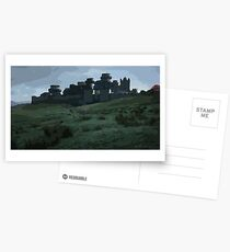 Winterfell Postcards