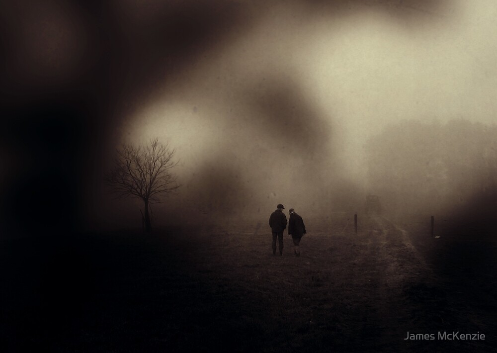I Will Follow You Into The Dark by James McKenzie