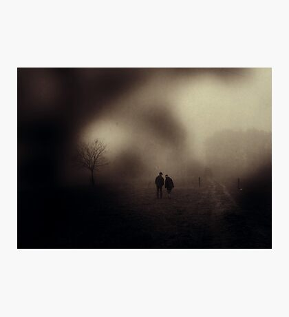 I Will Follow You Into The Dark Photographic Print
