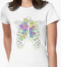 Pastel Flower Cage T-Shirt