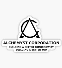 Alchemyst Corporation Sticker