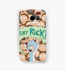 Rick and Morty Tiny rick Samsung Galaxy Case/Skin