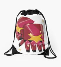 Garnet's Gauntlets Drawstring Bag