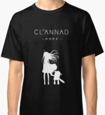 CLANNAD - Girl & Robot (White Edition) Classic T-Shirt